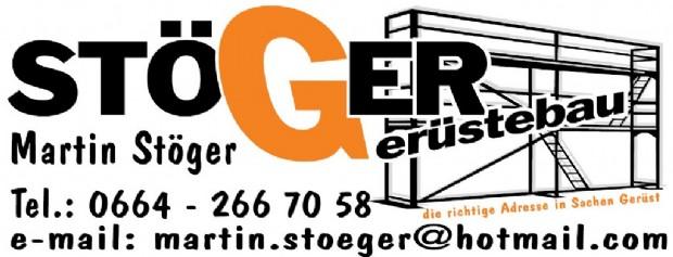 Gerüstbau und -verleih Stöger in Tirol