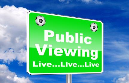 Public Viewing Live