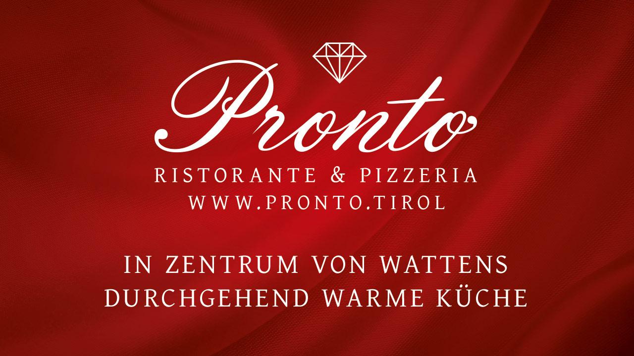 Ristorante & Pizzeria Pronto