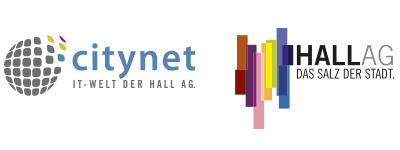 Citynet Hall - IT -Welt der Hall AG